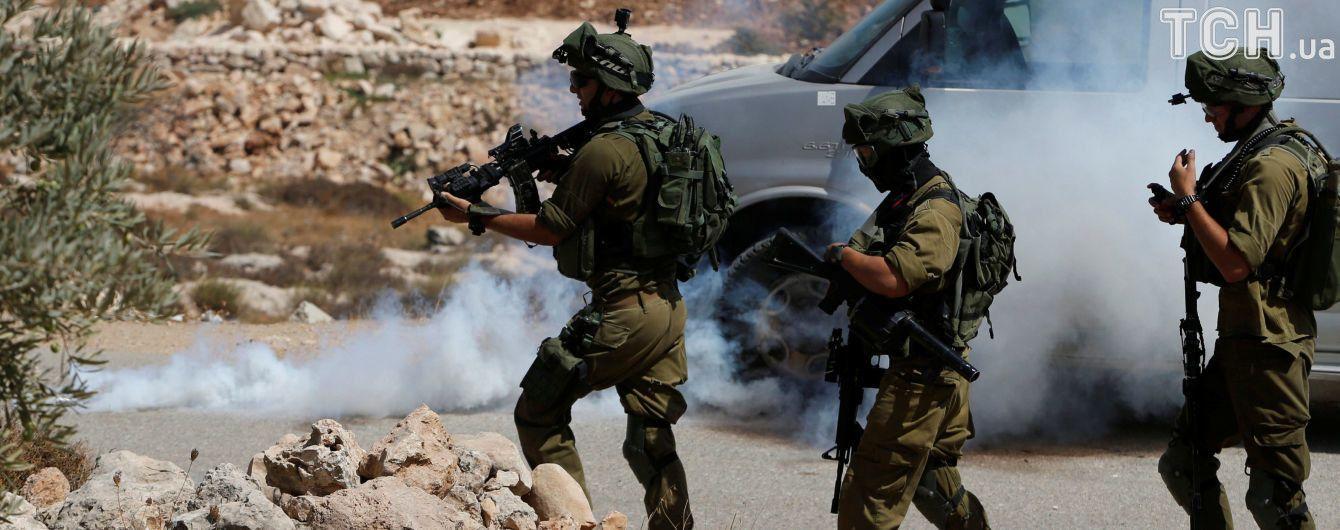 Израиль разрушил опорный пункт в ответ на ракету из сектора Газа