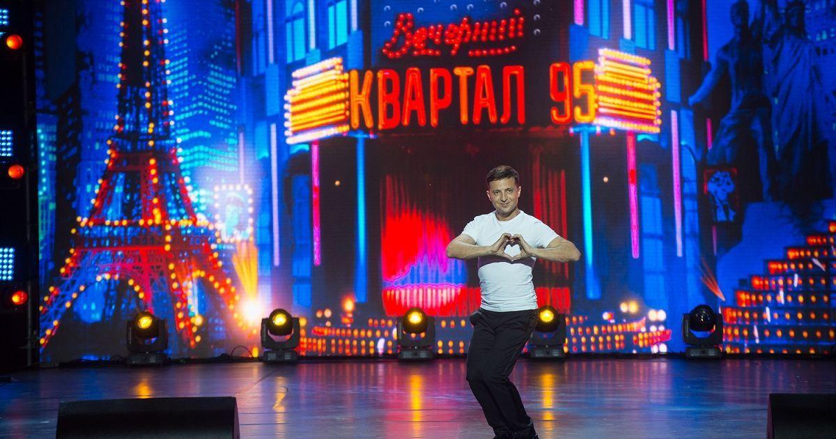 В Сеть попало эксклюзивное видео зажигательного танца Владимира Зеленского