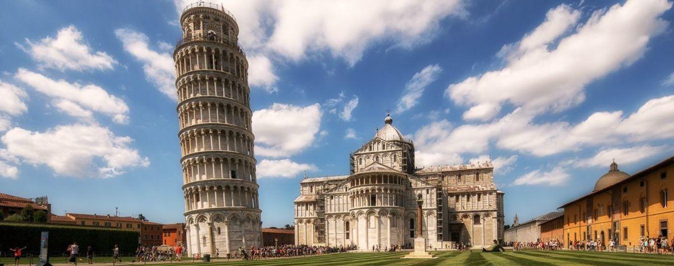 Пізанська вежа вирівнюється - вчені