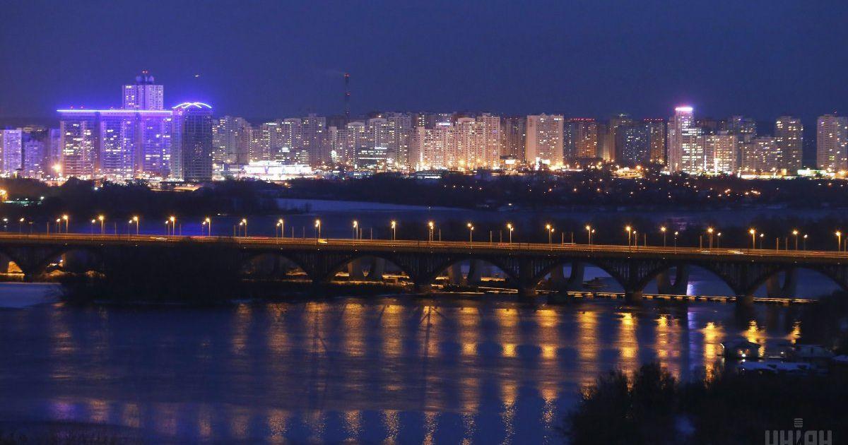 Киев вспугнули вечерние взрывы