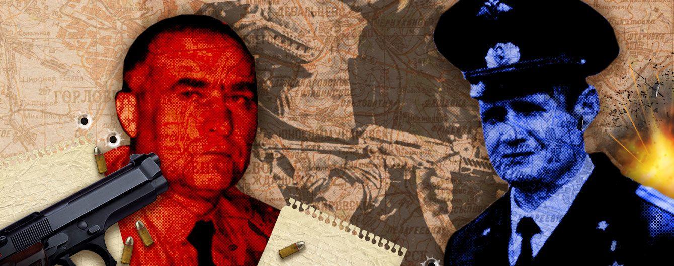 """Генералы Путина на Донбассе. """"Армагеддон"""" Теплинский и любитель военных парадов Шарагов"""