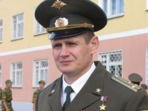 Російський генерал Михайло Теплинський