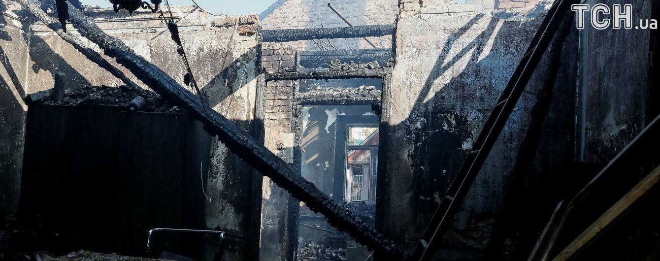 У Калинівці припинились вибухи на складах боєприпасів