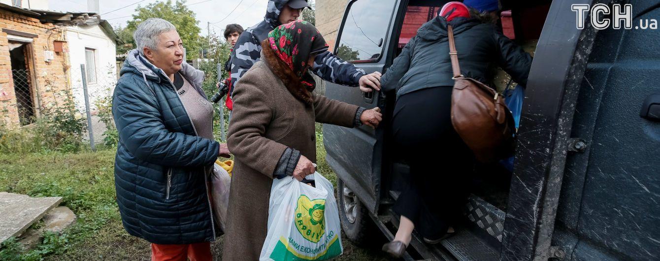 Журналісти ТСН склали хронологію наймасштабнішої евакуації за часів незалежної України