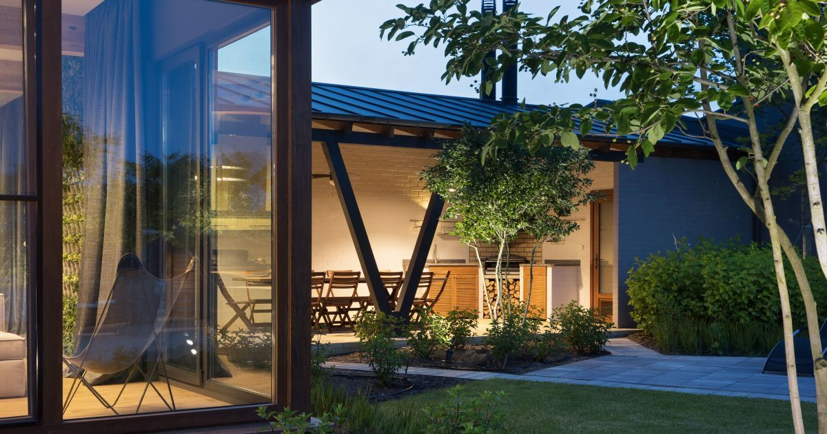 QDRO-terraced house: альтернатива загородному дому и пентхаусу от ZV Development