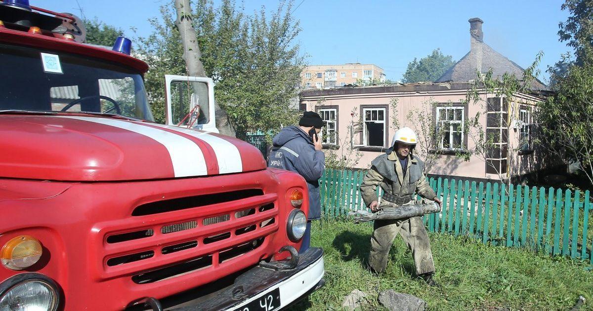 В ГСЧС спрогнозировали, сколько времени необходимо для тушения пожара на складах под Калиновкой