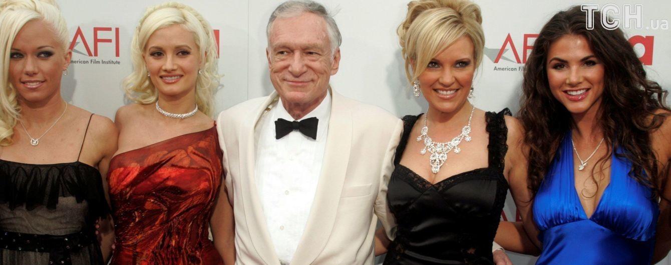 Экс-девушка Хефнера вспомнила, как основатель Playboy помог ей в лечении от болезни