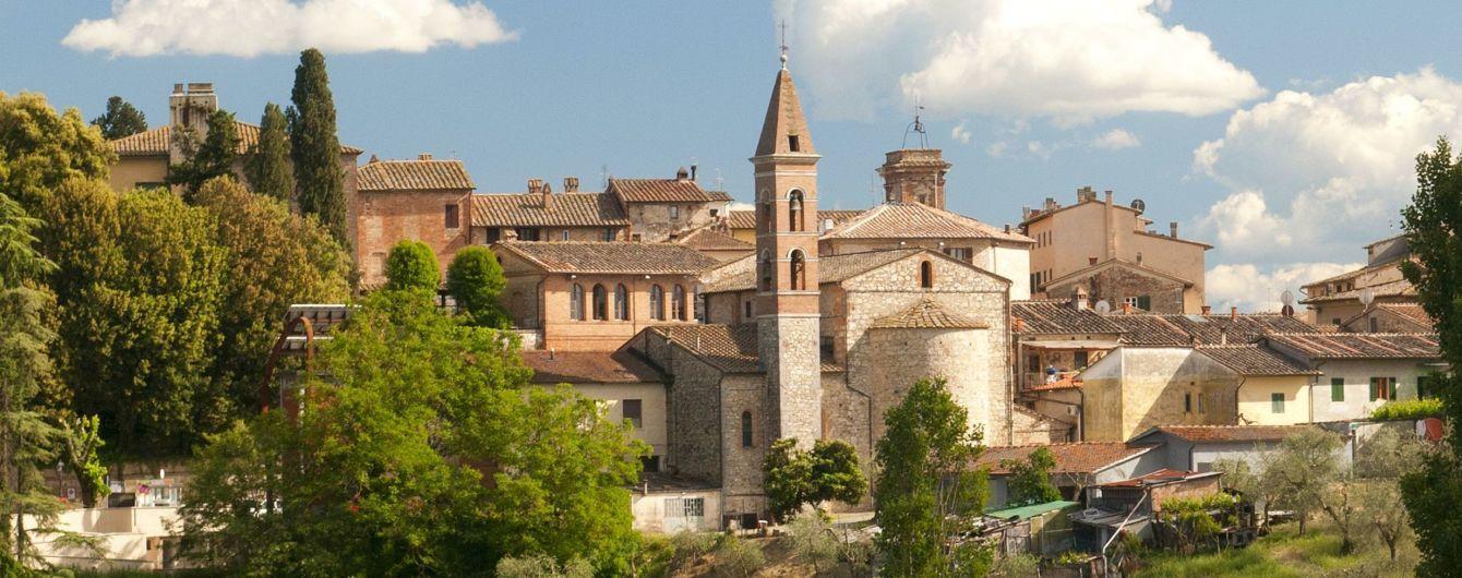 5-зірковий монастир в Італії. У храмі можна зняти номер, відвідати SPA, сауну, спортзал та ресторани