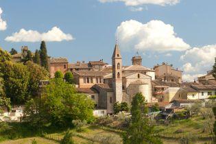 5-звездочный монастырь в Италии. В храме можно снять номер, посетить SPA, сауну, спортзал и ресторан