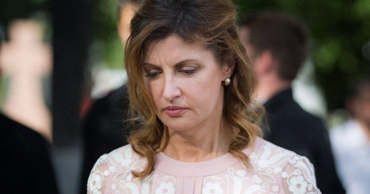 Журналисты узнали, сколько Марина Порошенко заплатила за приветственный ролик для президента