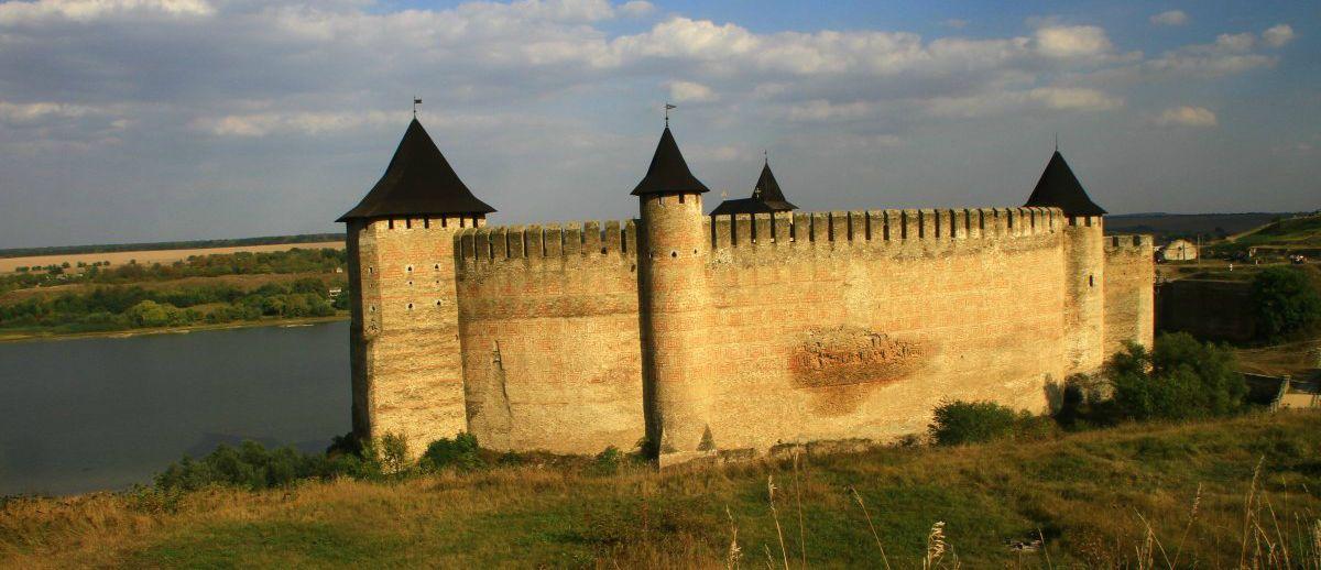 Хотин, Хотинська фортеця