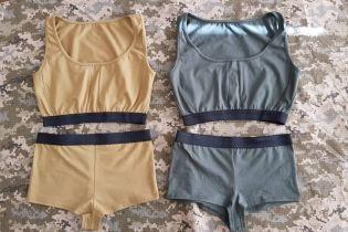 У ЗСУ почали розробку білизни для військових-жінок