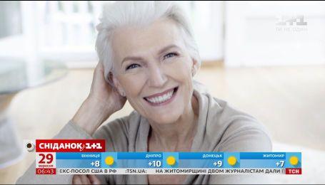 Мэй Маск стала лицо косметического бренда