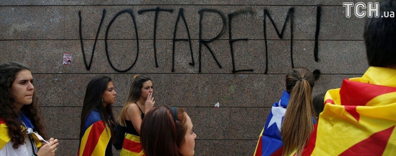 Референдум в Каталонии завершился, более 700 пострадавших