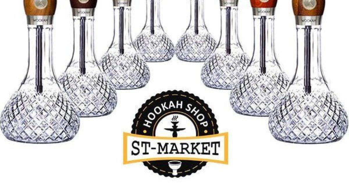ST-Market: оригинальные кальяны в Украине