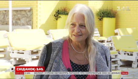 Живе, радіє і не відчуває віку - надихаюча історія арт-психолога Наталі Василівна
