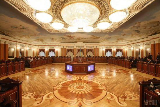 Порошенко схвалив кадрові рішення щодо Верховного суду