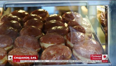Як проходить жирний четвер у Польщі