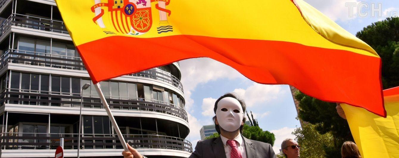 Каталонські лідери, незважаючи на попередження іспанського короля, готуються оголосити незалежність