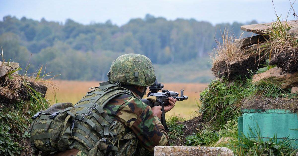 В России военный на полигоне застрелил офицера и двух солдат и сбежал с оружием