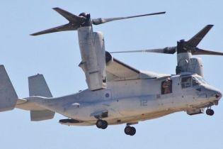 Жорстка посадка: у Сирії зазнав аварії конвертоплан морської піхоти США, є постраждалі