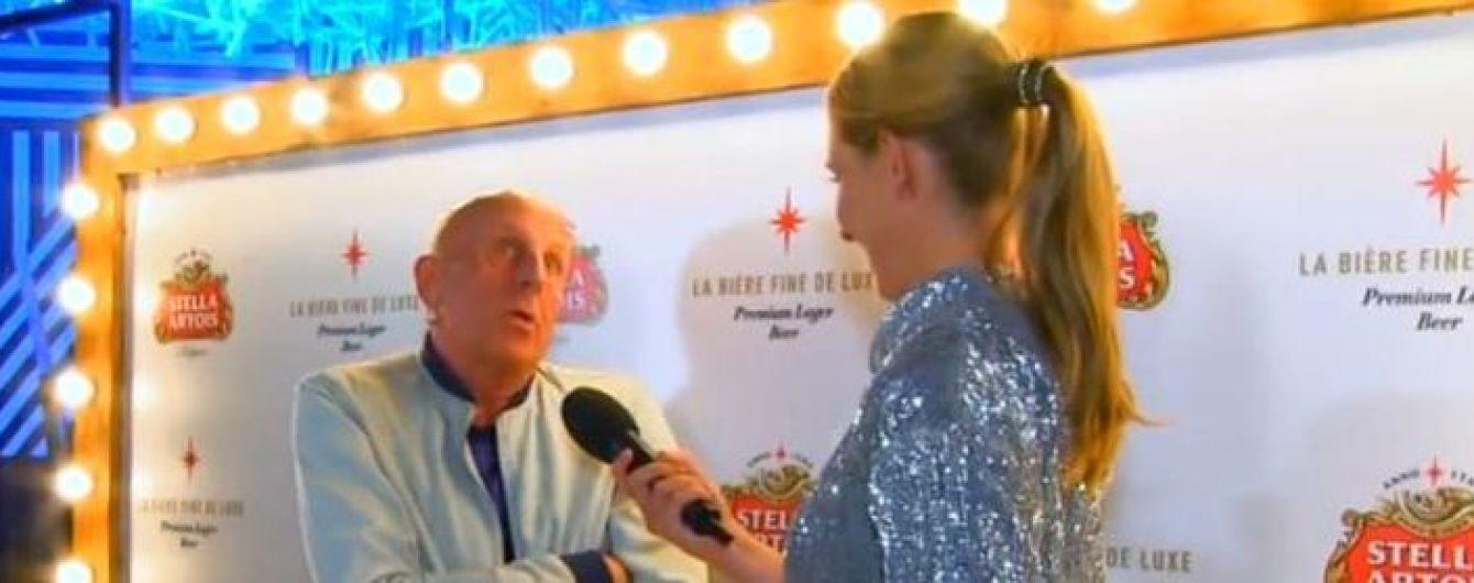 64-летний народный артист Вертинский показал ягодицы в леопардовых стрингах