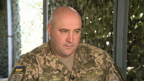 """Командир угруповання """"Луганськ"""" Олег Мікац"""