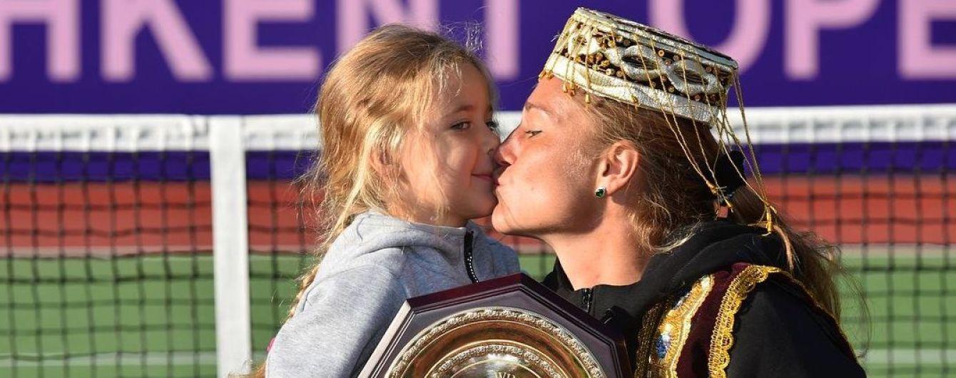 Українська тенісистка Бондаренко перемогла на престижному турнірі в Ташкенті