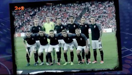 Заря одержала первую в истории клуба победу в Лиге Европы