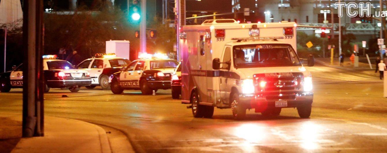 В полиции Лас-Вегаса заявили об убитых офицерах во время массовой стрельбы