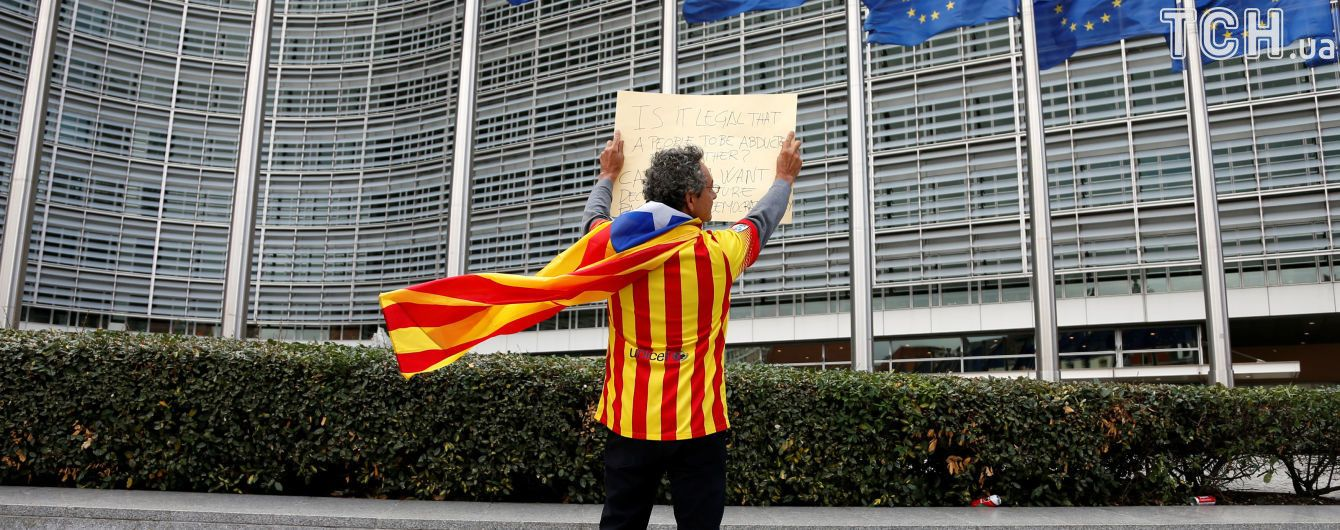 Голосування було незаконним. ЄС відреагував на каталонський референдум за незалежність