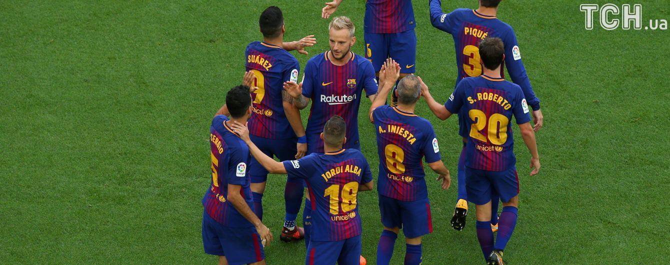 """""""Барселона"""" поддержала всеобщую забастовку и закроет клуб на один день"""