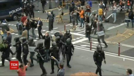 Представители каталонских профсоюзов готовят новые протесты