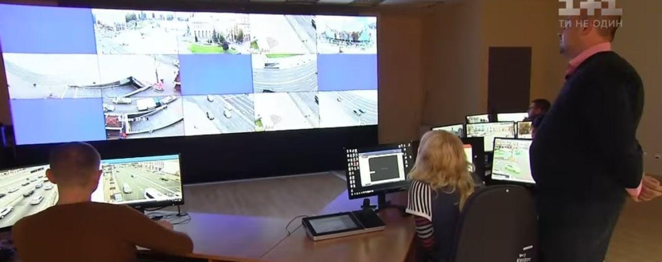В Киеве уже установлено около 6 тысяч камер, которые следят за дорогами