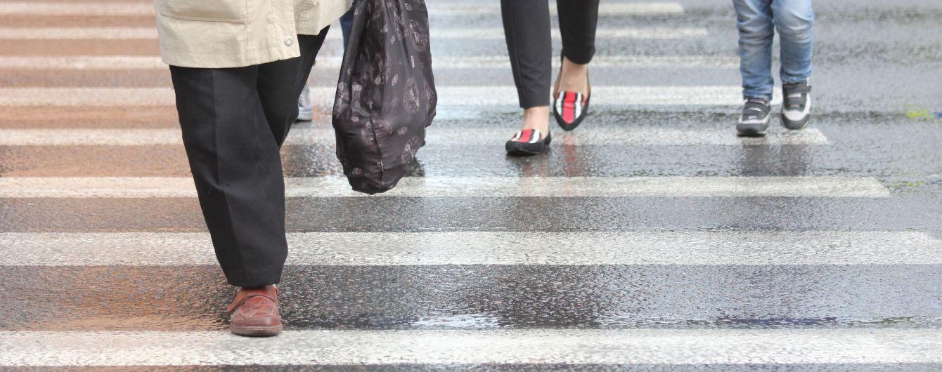 Минрегион планирует установить спецсредства для безопасности пешеходов