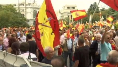 Цена Каталонского референдума: Европейская комиссия заявила, что не признает результаты голосования