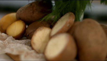 Як приготувати корисні страви з картоплі