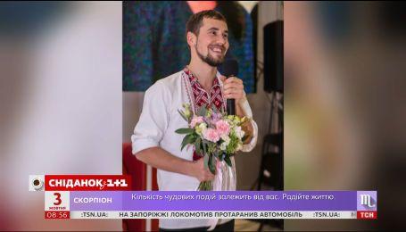 Хореограф Віктор Кардаш, що втратив ногу в АТО, мріє відновити заняття спортом