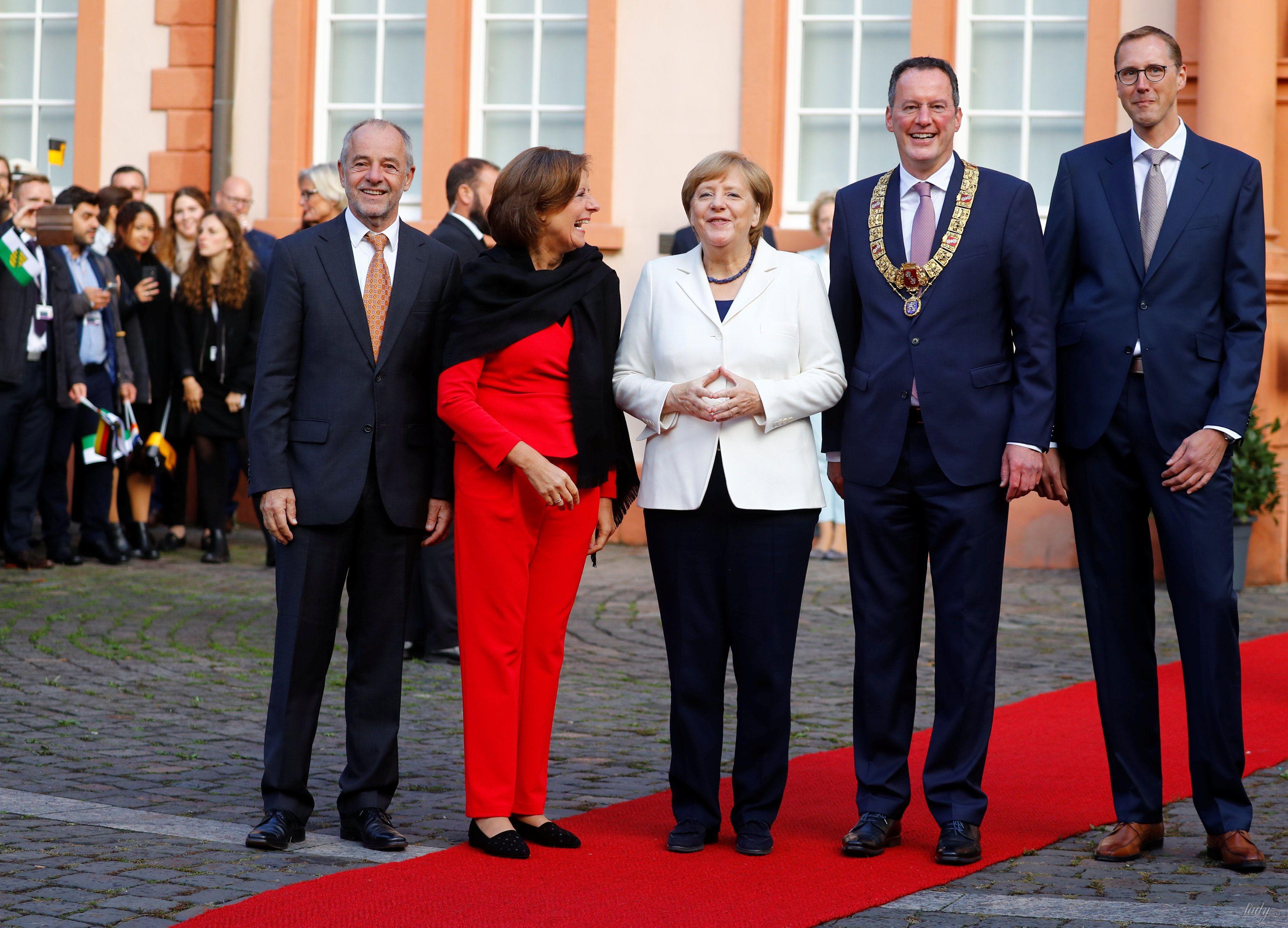 Первые лица Германии_1
