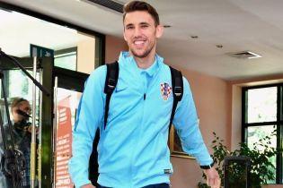 Футболіст збірної Хорватії впевнений у перемозі над Україною