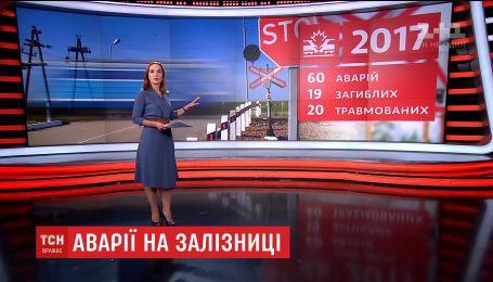 """""""Укрзализныця"""" не планирует строить тоннели на переездах, потому что это слишком дорого"""