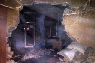 В Дрогобыче прогремел взрыв в многоквартирном доме