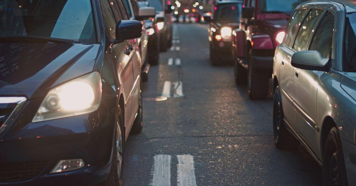 Киевлян предупредили об ограничении движения на выходные из-за марафона