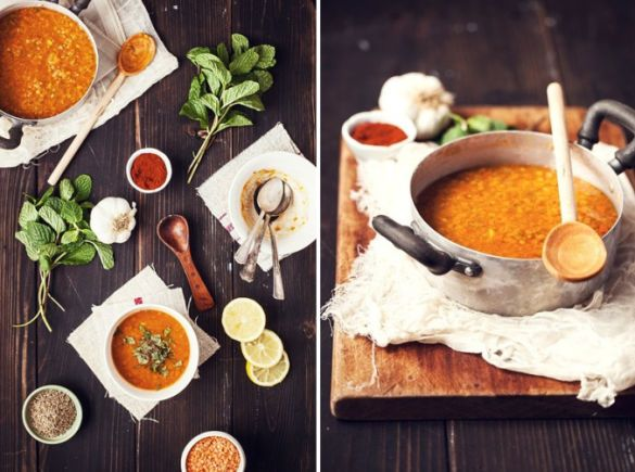 Мерджимек чорбаси, турецький суп, для блогів