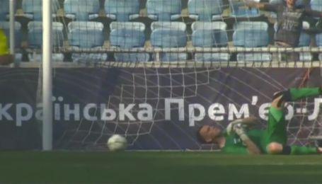 Суперголы 11 тура УПЛ. Видео гола Юрия Коломойца