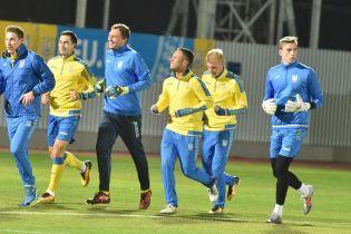 Состав сборной Украины на матч с Косово: Марлос не попал в старт