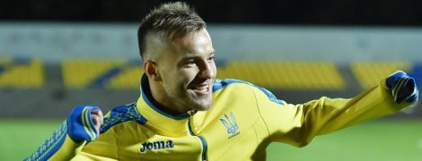 Лидер сборной Украины восстановился и поможет команде в игре с Чехией