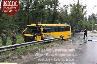 Стало відомо про стан військових, які постраждали в ДТП із автобусом Нацгвардії на Київщині