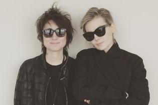 Земфира и Рената Литвинова поженились в Швеции – СМИ