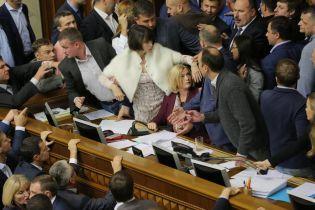"""Парубий рассказал, почему больше не вспоминают о """"политическом кризисе"""""""